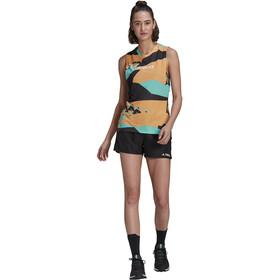 adidas TERREX Parley Agravic TR Tank Women, pomarańczowy/czarny